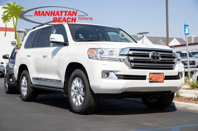 2021 Toyota Land Cruiser Manhattan Beach CA
