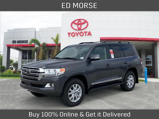 2021 Toyota Land Cruiser Base Delray Beach FL