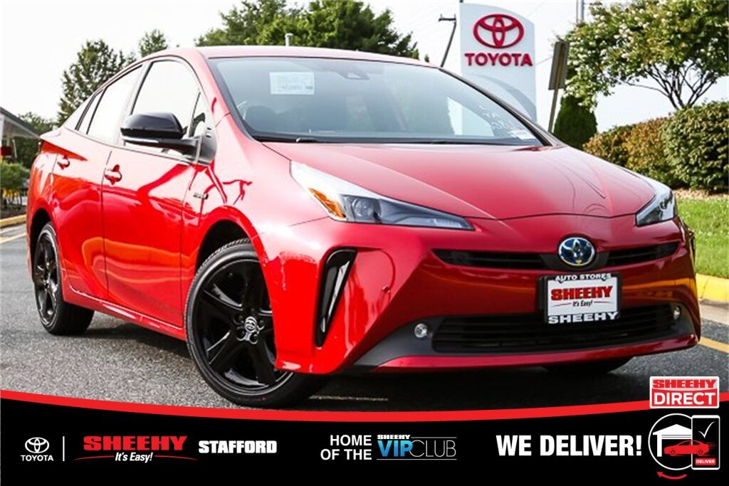 2021 Toyota Prius 20th Anniversary Edition Stafford VA