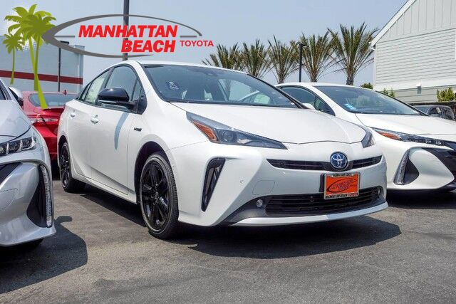 2021 Toyota Prius 20th Anniversary Edition Manhattan Beach CA