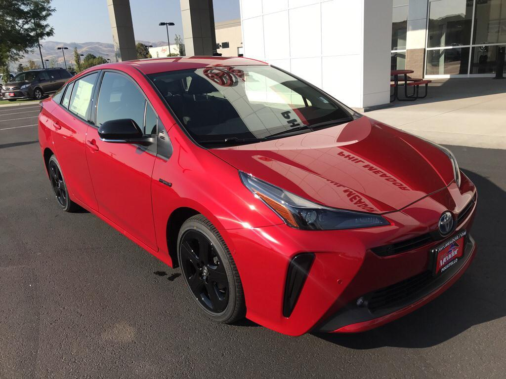 2021 Toyota Prius 20th Anniversary Edition Pocatello ID