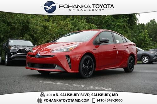 2021_Toyota_Prius_20th Anniversary Edition_ Salisbury MD