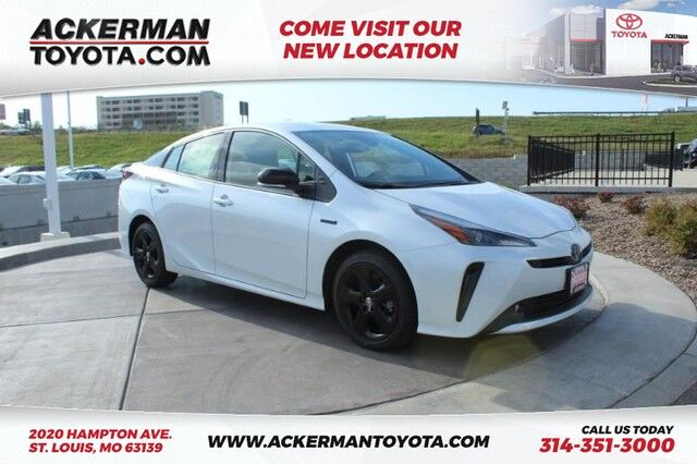 2021 Toyota Prius 20th Anniversary Edition St. Louis MO