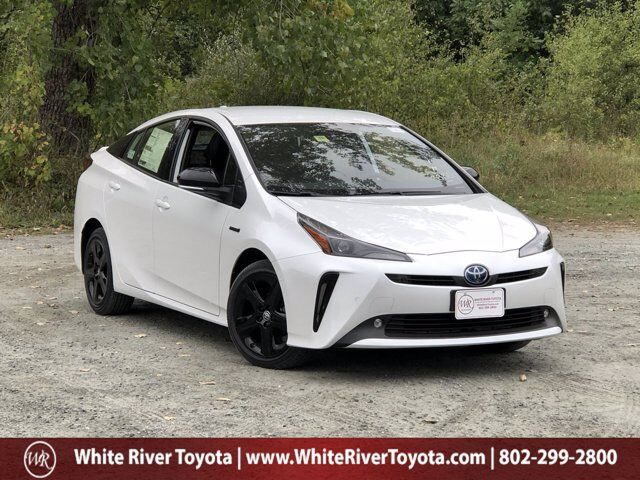 2021 Toyota Prius 20th Anniversary Edition White River Junction VT