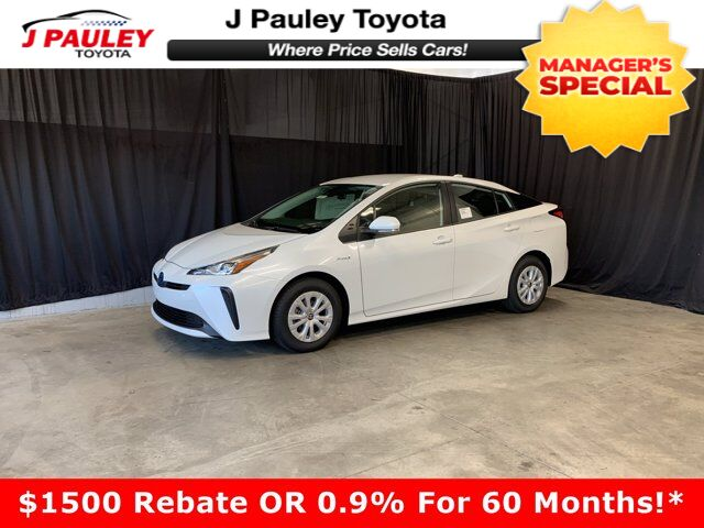2021 Toyota Prius L Eco Fort Smith AR