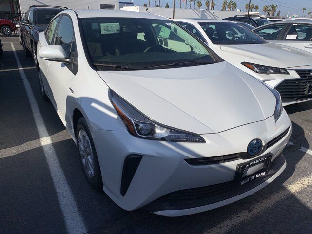 2021 Toyota Prius L Eco National City CA