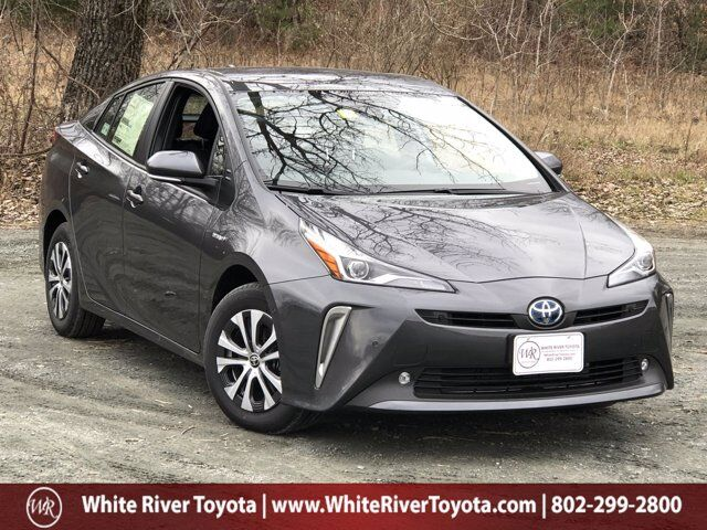 2021 Toyota Prius LE AWD-e (Natl) White River Junction VT