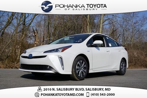 2021_Toyota_Prius_LE AWD-e_ Salisbury MD
