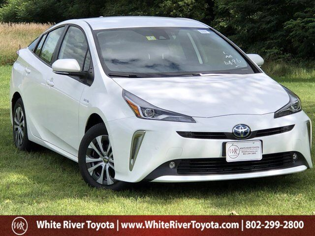 2021 Toyota Prius LE AWD- White River Junction VT