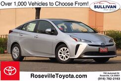 2021_Toyota_Prius_LE_ Roseville CA