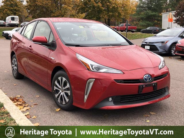 2021 Toyota Prius LE South Burlington VT
