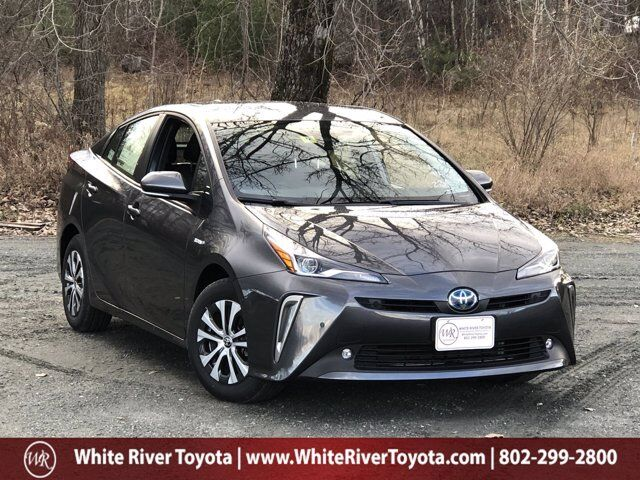 2021 Toyota Prius LE White River Junction VT