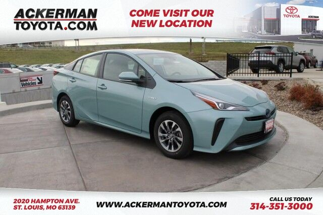 2021 Toyota Prius Limited St. Louis MO