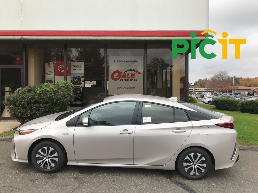 2021 Toyota Prius Prime LE Enfield CT