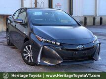 2021 Toyota Prius Prime LE South Burlington VT