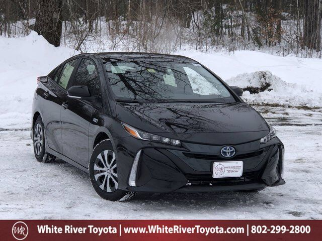 2021 Toyota Prius Prime LE White River Junction VT