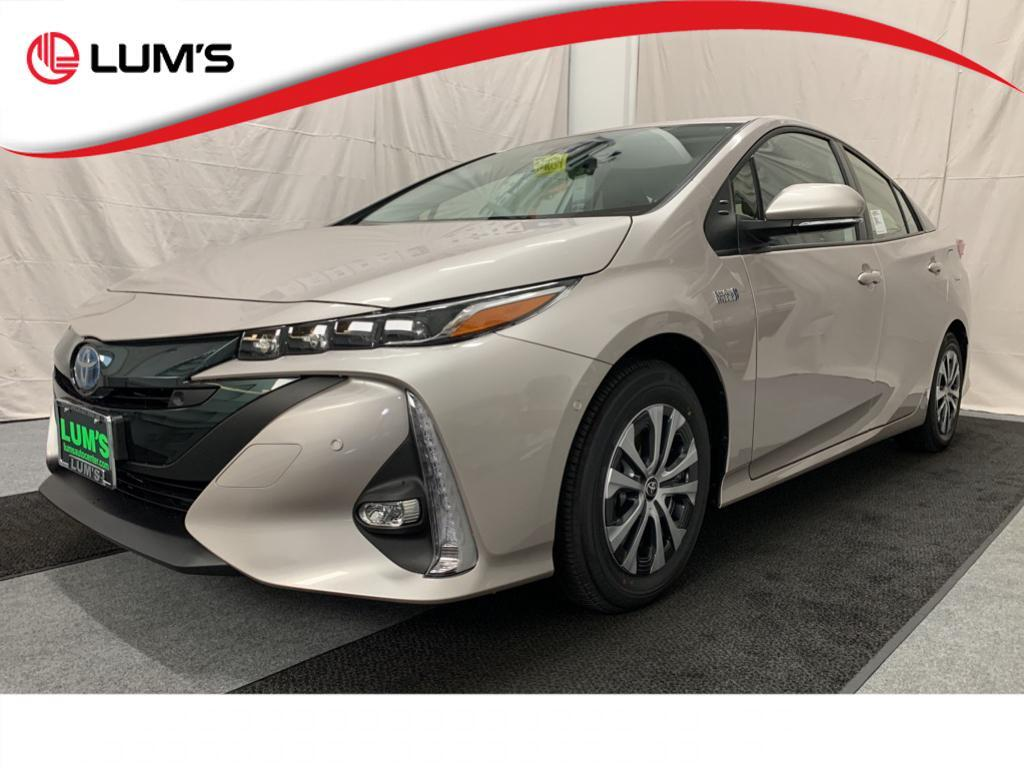 2021 Toyota Prius Prime LIMITED Warrenton OR