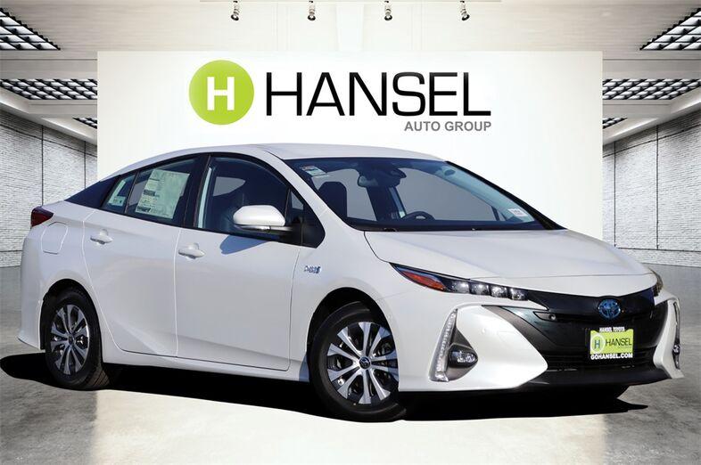 2021 Toyota Prius Prime Limited Santa Rosa CA