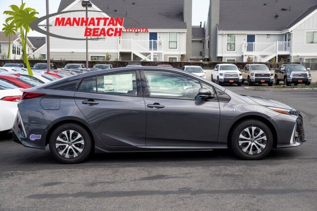 2021 Toyota Prius Prime Limited Manhattan Beach CA