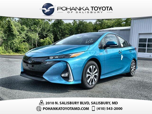 2021 Toyota Prius Prime Limited Salisbury MD