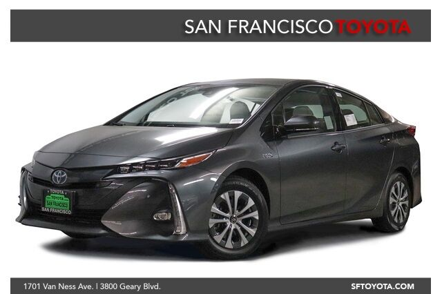 2021 Toyota Prius Prime Limited San Francisco CA