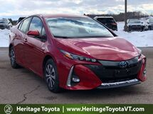 2021 Toyota Prius Prime Limited South Burlington VT