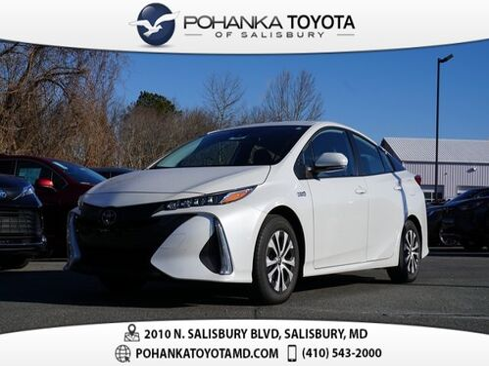 2021_Toyota_Prius Prime_XLE_ Salisbury MD
