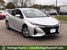 2021 Toyota Prius Prime XLE South Burlington VT