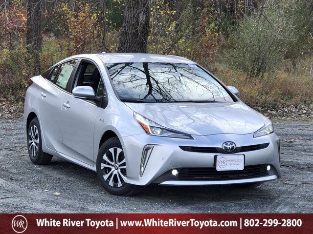 2021 Toyota Prius XLE AWD- White River Junction VT