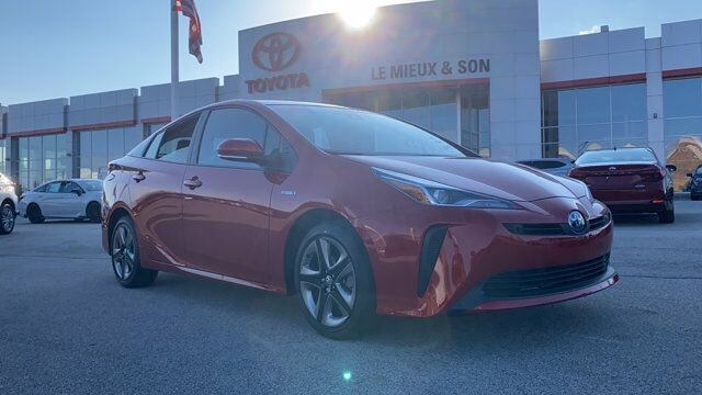 2021 Toyota Prius XLE Green Bay WI