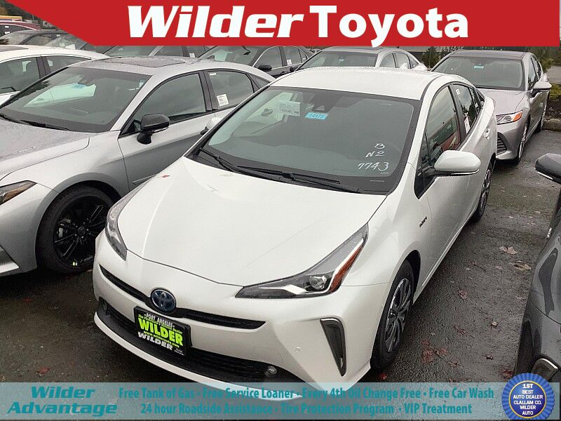 2021 Toyota Prius XLE Port Angeles WA