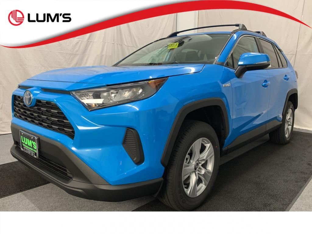 2021 Toyota RAV4 Hybrid LE Warrenton OR