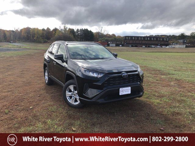 2021 Toyota RAV4 Hybrid LE White River Junction VT