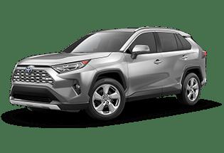 2021_Toyota_RAV4 Hybrid_Limited_ Santa Rosa CA