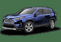 Toyota RAV4 Hybrid Limited 2021