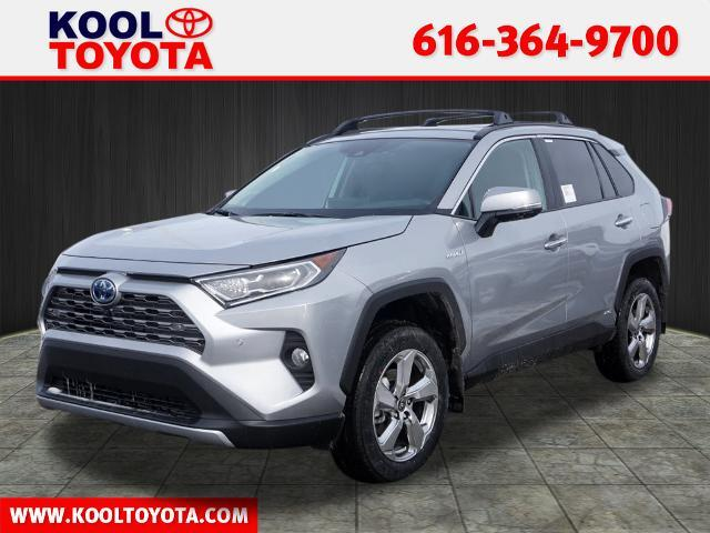 2021 Toyota RAV4 Hybrid Limited Grand Rapids MI