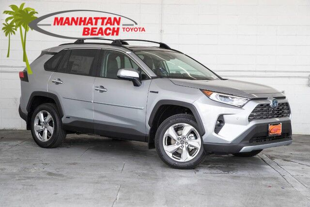 2021 Toyota RAV4 Hybrid Limited Manhattan Beach CA