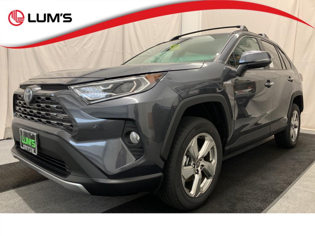 2021 Toyota RAV4 Hybrid Limited Warrenton OR