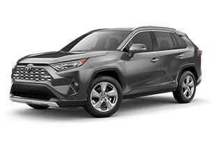 2021 Toyota RAV4 Hybrid Limited White River Junction VT