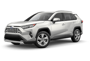 2021 Toyota RAV4 Hybrid RAV4 Limited Hybri Limited All-Wheel Drive (AWD)