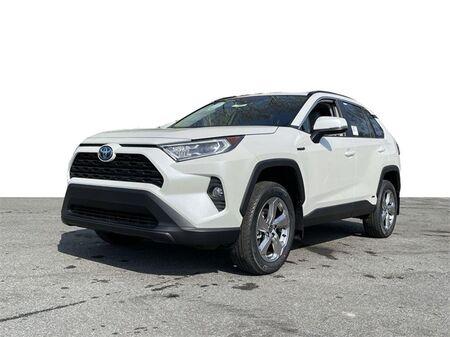 2021_Toyota_RAV4 Hybrid_XLE Premium_ Salisbury MD