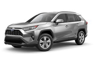 2021 Toyota RAV4 Hybrid XLE All-Wheel Drive (AWD)
