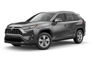 2021 Toyota RAV4 Hybrid XLE White River Junction VT