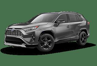 2021 Toyota RAV4 Hybrid XSE Santa Rosa CA