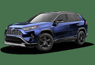 2021_Toyota_RAV4 Hybrid_XSE_ Santa Rosa CA