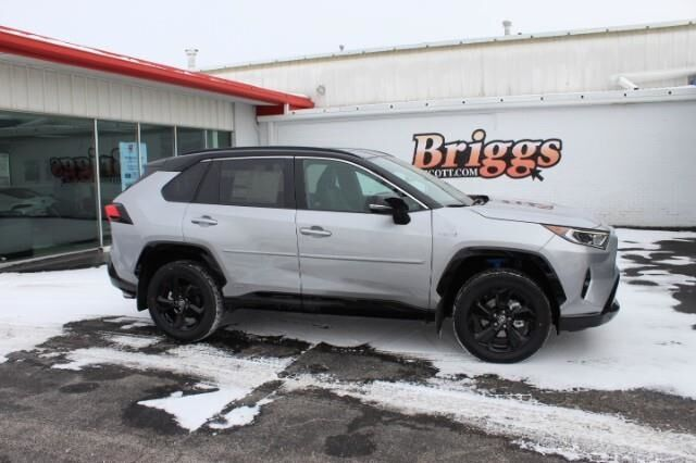 2021 Toyota RAV4 Hybrid XSE AWD Fort Scott KS