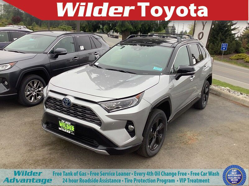 2021 Toyota RAV4 Hybrid XSE Port Angeles WA