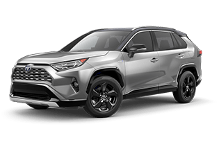 2021 Toyota RAV4 Hybrid XSE All-Wheel Drive (AWD)