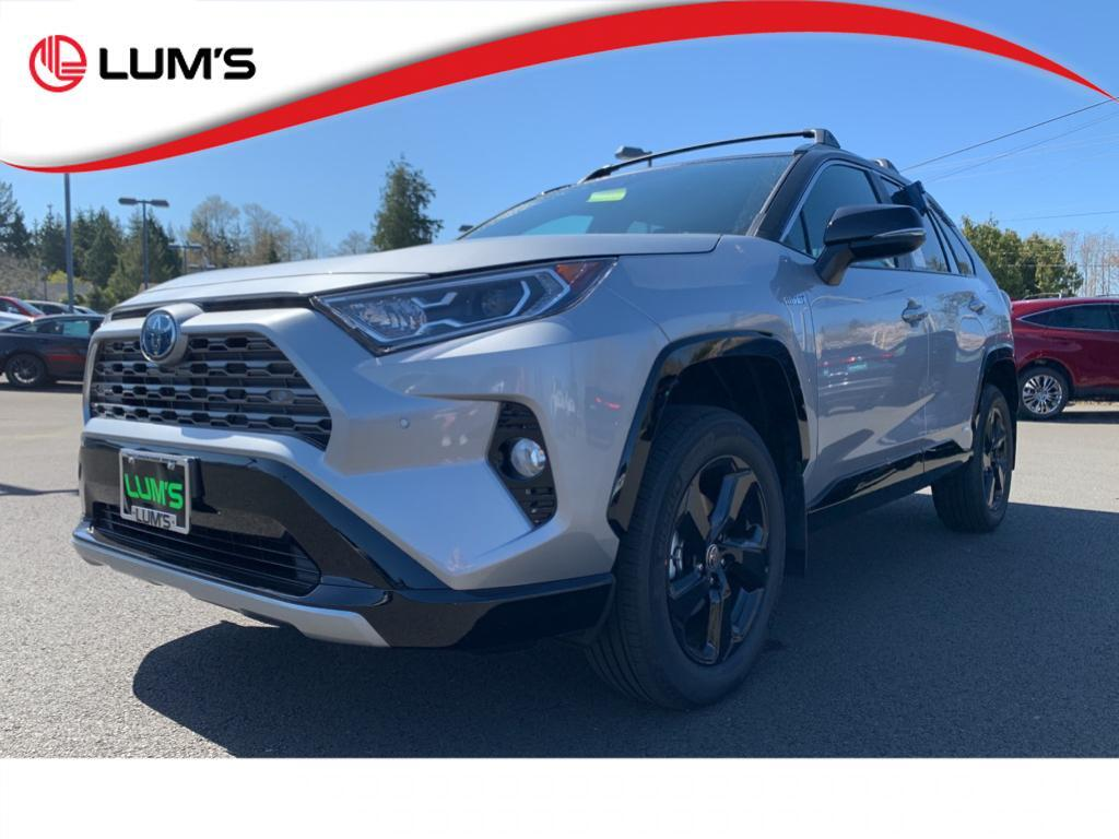 2021 Toyota RAV4 Hybrid XSE Warrenton OR