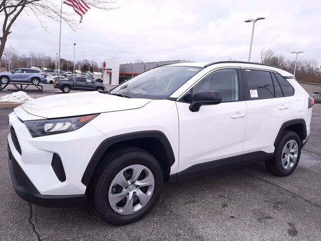 2021 Toyota RAV4 LE Bloomington IN